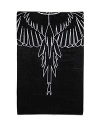 Marcelo Burlon - Black Maipu Terrycloth Towel for Men - Lyst