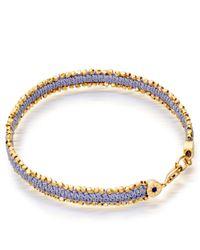 Astley Clarke - Purple Sweet Jane Nugget Bracelet - Lyst