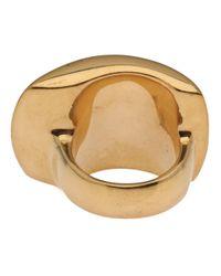 Maiyet - White Moonstone Ring - Lyst