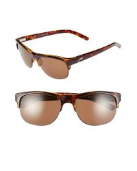 Kaenon | Brown 'bluesmaster' 53mm Polarized Sunglasses | Lyst