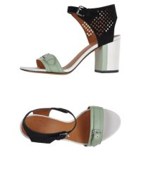 Marc By Marc Jacobs - Green Sandals - Lyst