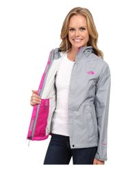 The North Face - Gray Venture Jacket - Lyst