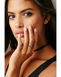 Forever 21 - Metallic Gypsy Warrior Partners In Crime Ring Set - Lyst