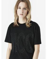 McQ | Black Mcq Classic T-shirt | Lyst