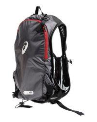 Asics - Black Rucksacks & Bumbags for Men - Lyst