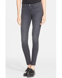 Vince - Blue 'riley' Skinny Jeans - Lyst