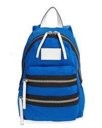 Marc By Marc Jacobs | Blue 'mini Domo Arigato Packrat' Backpack | Lyst