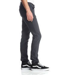 Hudson Jeans - Blue Blake Slim Straight In Motorhead for Men - Lyst