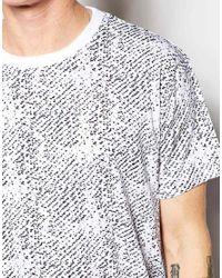 Cheap Monday - White Jamie T-Shirt for Men - Lyst