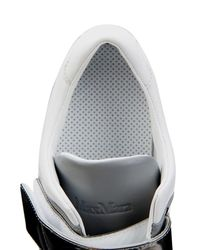 Max Mara - White MM19 Leather Trainers - Lyst