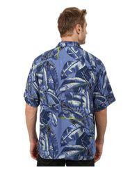 Tommy Bahama | Blue Frond In The Sun S/s for Men | Lyst