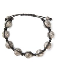 Christian Koban | Gray 'shambhala' Diamond Bracelet | Lyst