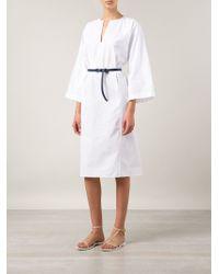 Sofie D'Hoore | White 'Dragon' Dress | Lyst
