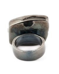 Kelly Wearstler | Gray 'barrington' Ring | Lyst