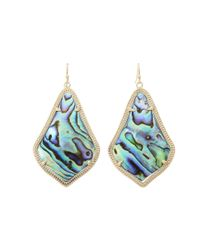 Kendra Scott | Multicolor Alexandra Earring | Lyst