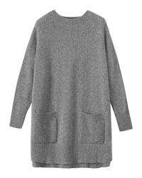 Toast | Gray Maxi Must Tunic | Lyst