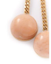Chloé - Pink 'Ellie' Necklace - Lyst