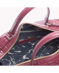 Tommy Hilfiger | Brown Trisha Duffle Bag | Lyst
