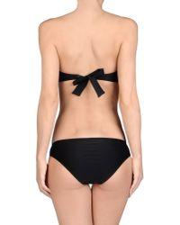 Moschino - Black Bikini - Lyst