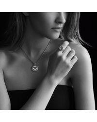 David Yurman - Metallic Albion Ring with Lapis Lazuli and Diamonds - Lyst