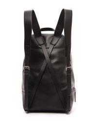 3.1 Phillip Lim - Black 31 Hour Ziparound Backpack Mahogany - Lyst
