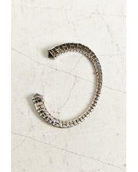 Han Cholo - Metallic Pyramid Cuff Bracelet for Men - Lyst