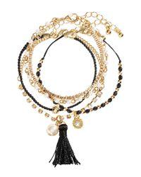 H&M | Black 4-Pack Bracelets | Lyst
