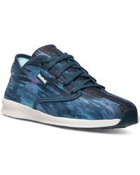 Reebok | Black Women's Skyscape Chase Walking Sneakers From Finish Line | Lyst