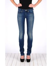 Henry & Belle | Blue Super Stretch Straight | Lyst