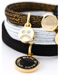 Marc By Marc Jacobs | Multicolor Logo Pendant Hairbands | Lyst