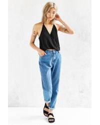 Silence + Noise - Black Karly Twisted Cami - Lyst