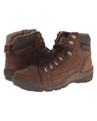 Caterpillar | Brown Supersede for Men | Lyst