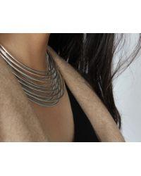 Jenny Bird | Metallic Illa Collar | Lyst