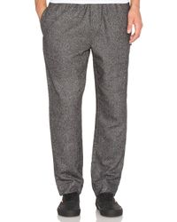 Stussy | Gray Dress Beach Pant for Men | Lyst