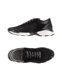 Aldo Castagna | Black Low-tops & Trainers for Men | Lyst