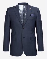 Ted Baker - Blue Sterling Wool Suit Jacket for Men - Lyst