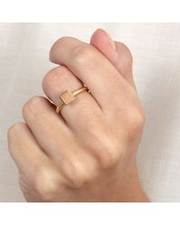 Astley Clarke   Metallic Sugarloaf Garnet Eternity Ring   Lyst