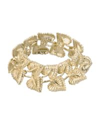 Gogo Philip | Metallic Bracelet | Lyst