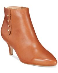 Corso Como | Brown Englewood Dress Booties | Lyst