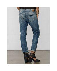 Denim & Supply Ralph Lauren   Blue Oceanside Skinny Jean   Lyst