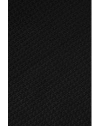Emporio Armani - Black Pocket Square for Men - Lyst