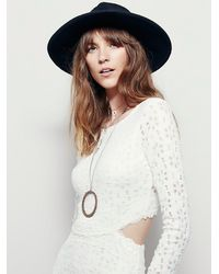 Free People - White Fp X Womens Fp X Greta Dress - Lyst
