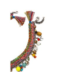 Venessa Arizaga | Multicolor Just Ride Necklace - Desert Sunset | Lyst