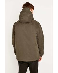 Fat Moose | Gray Anthracite Sailor Jacket for Men | Lyst