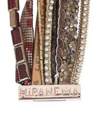 Hipanema | Multicolor Brazilian Crystal Embellished Cuff | Lyst