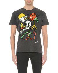 DIESEL - Multicolor T-joe-h Cotton-jersey T-shirt for Men - Lyst