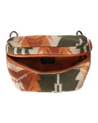Pendleton - Green Convertible Bag - Lyst