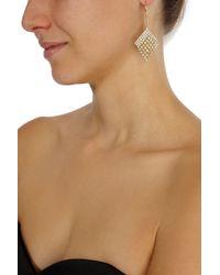 Coast - Metallic Gatsby Earring - Lyst