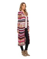 Billabong | Multicolor Fade To Dusk Cardigan | Lyst
