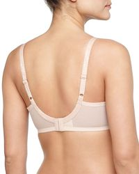 Wacoal | Natural In Bloom Full-coverage Underwire Bra | Lyst
